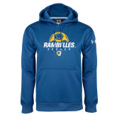 Under Armour Royal Performance Sweats Team Hoodie-Rambelles Soccer