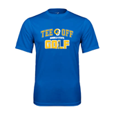 Syntrel Performance Royal Tee-Tee Off Golf Design