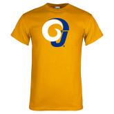 Gold T Shirt-Ram Logo