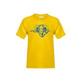 Youth Gold T Shirt-Roscoe Ram