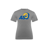 Youth Syntrel Performance Steel Training Tee-ASU