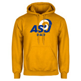 Gold Fleece Hoodie-ASU Dad