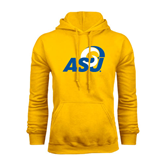 Gold Fleece Hood-ASU
