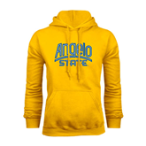 Gold Fleece Hoodie-Angelo State