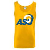 Gold Tank Top-ASU
