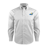 Red House White Long Sleeve Shirt-ASU
