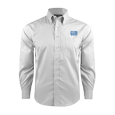 Red House White Long Sleeve Shirt-Angelo State