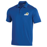 Under Armour Royal Performance Polo-ASU Logo