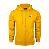 Champion Gold Fleece Full Zip Hood-ASU