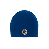 Royal Knit Beanie-Official Logo