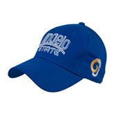 Royal Heavyweight Twill Pro Style Hat-Angelo State