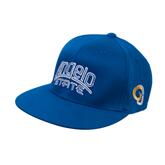 Royal OttoFlex Flat Bill Pro Style Hat-Angelo State