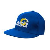 Royal OttoFlex Flat Bill Pro Style Hat-ASU Logo