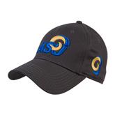 Charcoal Heavyweight Twill Pro Style Hat-ASU