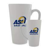 Full Color Latte Mug 17oz-ASU Grandpa