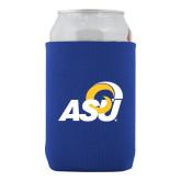 Neoprene Royal Can Holder-ASU Logo