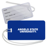 Luggage Tag-Angelo State University