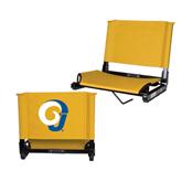 Stadium Chair Gold-Official Logo