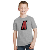 Youth Grey T Shirt-A