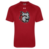 Under Armour Cardinal Tech Tee-Amcat Head