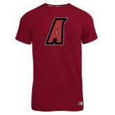 Russell Cardinal Essential T Shirt-A