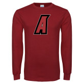 Cardinal Long Sleeve T Shirt-A