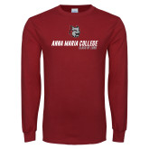 Cardinal Long Sleeve T Shirt-Class of Personalized Year, Personalized Year