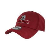 New Era Cardinal Diamond Era 39Thirty Stretch Fit Hat-Primary Mark