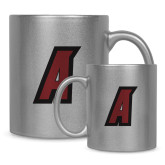 Full Color Silver Metallic Mug 11oz-A
