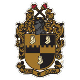 Extra Large Decal-Crest, 18 in Tall