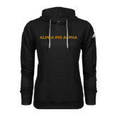 Adidas Climawarm Black Team Issue Hoodie-Alpha Phi Alpha