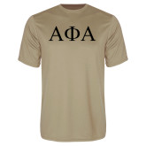 Performance Vegas Gold Tee-Greek Letters