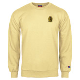 Champion Vegas Gold Fleece Crew-Crest