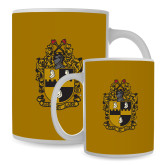 Full Color White Mug 15oz-Crest