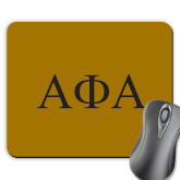 Full Color Mousepad-Greek Letters