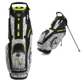 Callaway Hyper Lite 5 Camo Stand Bag-Greek Letters
