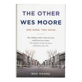 The Other by Wes Moore-