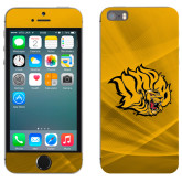 iPhone 5/5s Skin-Golden Lion Head