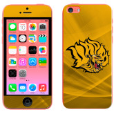 iPhone 5c Skin-Golden Lion Head