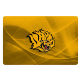 Generic 17 Inch Skin-Golden Lion Head