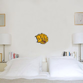 1 ft x 1 ft Fan WallSkinz-Golden Lion Head