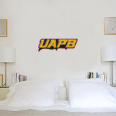 6 in x 2 ft Fan WallSkinz-UAPB Word Mark