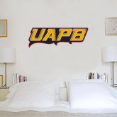 1 ft x 3 ft Fan WallSkinz-UAPB Word Mark