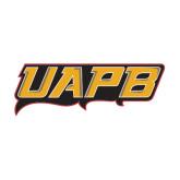 Medium Decal-UAPB Word Mark, 8 in Wide