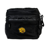 All Sport Black Cooler-Golden Lion Head