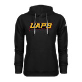 Adidas Climawarm Black Team Issue Hoodie-UAPB Word Mark