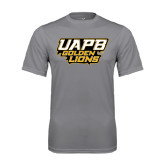 Syntrel Performance Steel Tee-UAPB Golden Lions Stacked