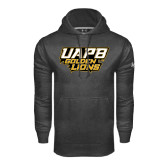 Under Armour Carbon Performance Sweats Team Hoodie-UAPB Golden Lions Stacked