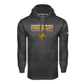 Under Armour Carbon Performance Sweats Team Hoodie-University of Arkansas Pine Bluff Golden Lions
