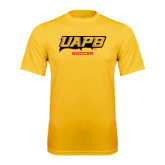 Syntrel Performance Gold Tee-Soccer